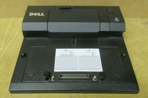 Dell E-Port II Docking Station / Port Replicator with VGA/DVI/USB 3.0 - CPGHK
